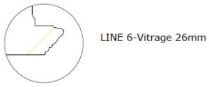 double doucine line 6