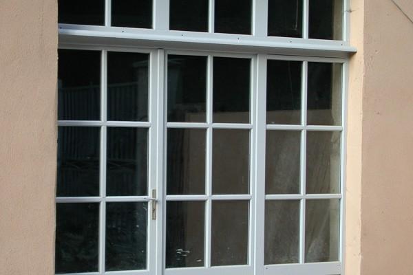 fenêtres bois grande dimensions